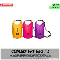 Jual Dry Bag Consina 5 Liter Tas Waterproof Bag Baru