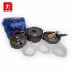 Harga Ds 300 2 With Teko Cooking Set Ultralight Pendaki Camping Dan Spesifikasinya