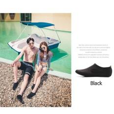 Tahan Lama Air Sepatu Pantai Renang Yoga Aerobik Air Sepatu Kaos Kaki -Internasional