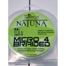 Jual Duraking Micro Braided Natuna Pe 8 Branded Murah