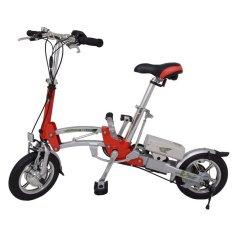 Dynabike Sepeda Listrik Lipat Flex12