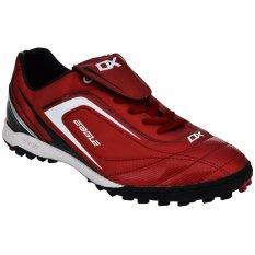 Eagle Buenos Sepatu Futsal - Merah/Hitam/Putih