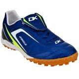 Dapatkan Segera Eagle Buenos Sepatu Sepakbola Biru Putih Hijau