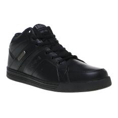Ulasan Lengkap Eagle Melbourne Sepatu Sneakers Hitam