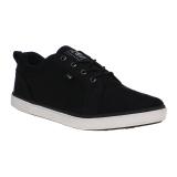 Jual Eagle Mexico Sepatu Sneakers Hitam Putih Branded Original