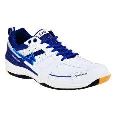 Spesifikasi Eagle Sepatu Badminton Wanita Flyking Putih Biru