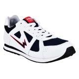 Jual Eagle Sepatu Lari Pria Nessus Putih Navy