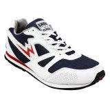 Jual Eagle Sepatu Lari Spectrum Putih Biru Navy Eagle Asli