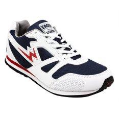 Harga Eagle Sepatu Lari Spectrum Putih Biru Navy Yg Bagus