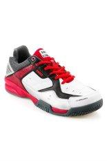 Jual Beli Eagle Skynet Sepatu Badminton Putih Merah