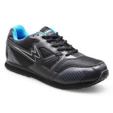 Beli Eagle Spectrum Bts Sepatu Lari Hitam Cicil