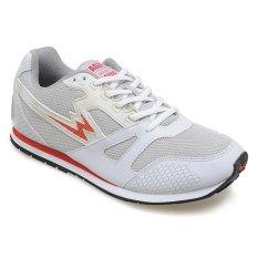 Eagle Spectrum Sepatu Running Putih Abu Abu - Referensi Daftar Harga ... a7f7fa1406