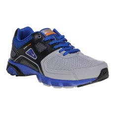 Eagle Supersonic Sepatu Lari - Grey-Royal.Blue