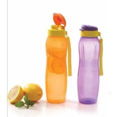 Review Tentang Eco Bottle 1Liter Orange New Botol Minum 1Pcs Tali