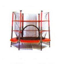 Spesifikasi Edtoy Trampoline Diameter 55 Inchi Merah Terbaru
