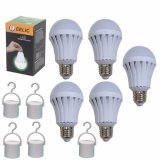 Jual Eelic Led Lau E7W 1 Isi 5Pc 220V E27 Lampu Intelligent Emergency Darurat Branded