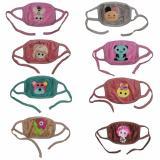 Spesifikasi Eelic Mar Masker 8 Pcs Berbagai Macam Karakter Masker Penutup Mulut Dan Harganya