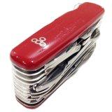 Spesifikasi Ego Tools Knife Multifunction Pisau Multifungsi A0118 Merah