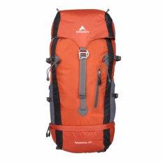 Eiger Tas Gunung Pria Appalachia 45L - Orange