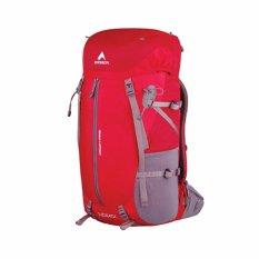 Eiger Tas Gunung Wanita Eliptic Lunaris 45L - Merah Abu
