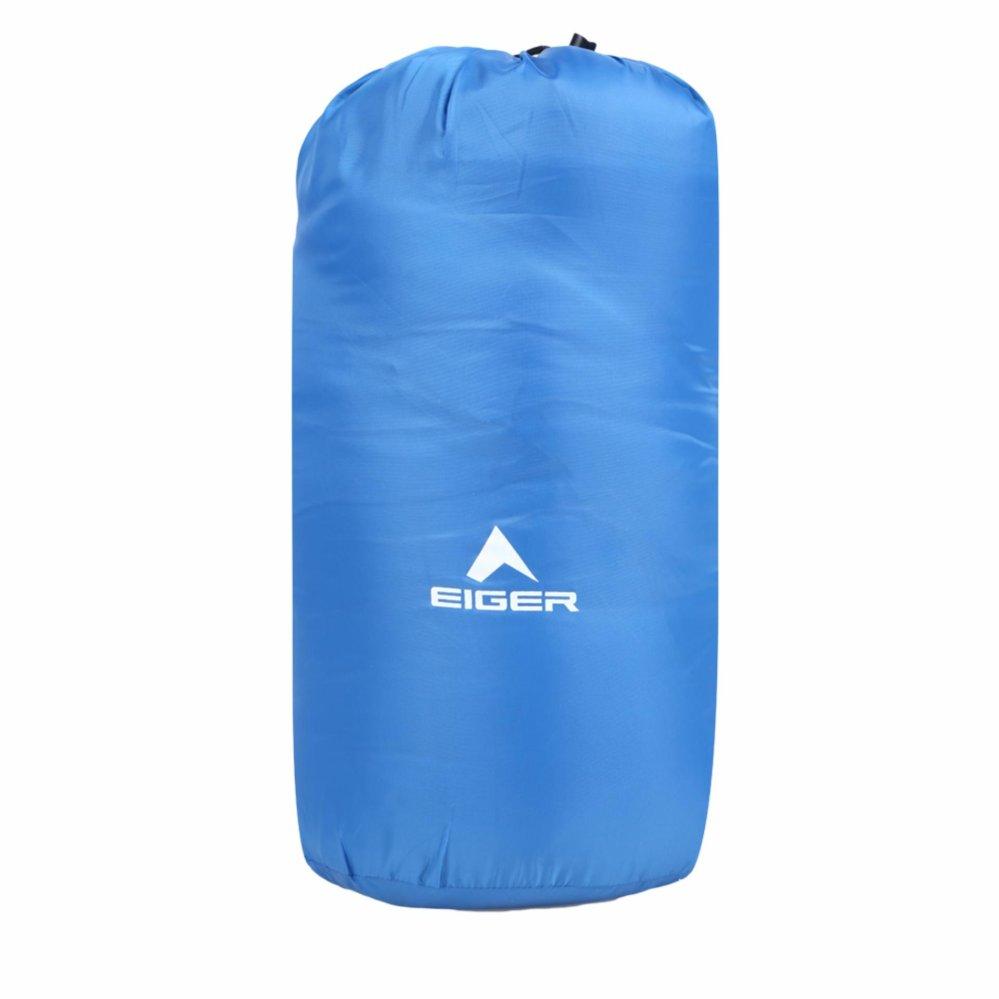 Penjualan Eiger Sleeping Bag Mummy 250 - Blue terbaik murah - Hanya  Rp318.090 bff62a11c9