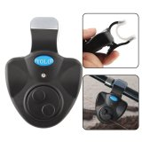 Review Tentang Electronic Fish Bite Alarm Finder Alert Running Led S Clip On Fishing Tool Intl