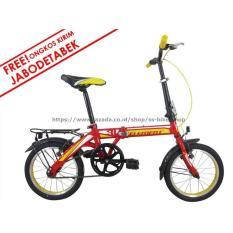 Element Sepeda Lipat 16