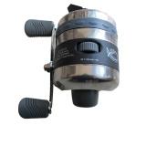Spek Tertutup Fishing Reel Kiri Kanan Dipertukarkan Spincast Reel Untuk Perikanan Tangkap Air Tawar Warna Hitam Menangani Warna Hitam Intl Oem