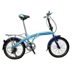 Eragon Sepeda Lipat 20280 - Biru