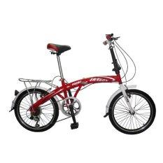 Eragon Sepeda Lipat 20280 - Merah