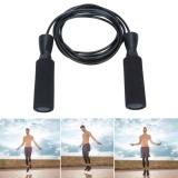 Jual Esogoal 10 Kaki Soft Ball Bearing Handle Lompat Tali Skipping Rope Untuk Latihan Speed Jumping Kebugaran Tinju Kalori Yang Terbakar Hitam Esogoal Ori