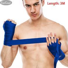 Jual Esogoal Boxing Hand Wraps Mexican Style Thai Tali Mma Kickboxing Pelatihan Mma Fitness Pair 3 M Branded Murah