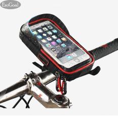 Jual Esogoal Phone Waterproof Holder Untuk Sepeda Sepeda Motor Phone Mount Holder Dengan Desain Asimetris Untuk Kompatibilitas Yang Luas Any Cell Telepon Lebih Esogoal Original