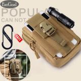 Tips Beli Esogoal Taktis Molle Pouch Edc Utilitas Sabuk Pinggang Gear Bag Alat Organizer With Cell Phone Holster Holder Hitam