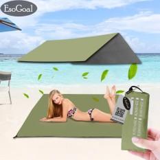 Situs Review Esogoal Waterproof Camping Tarp Untuk Piknik Tikar Tenda Tenda Dan Kerai Ukuran 59X83 Cm Internasional