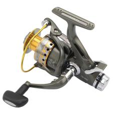 Eropa Paling Populer Smooth Spinning Reel Fishing Reel 1 Pcs 9 + 1 BB Carp Fishing Bait Runner Reel (6000) -Intl