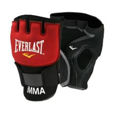 Everlast MMA Evergel Wraps Sarung Tangan - Black