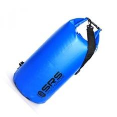 Explorer Dry Bag: 15L True-Volume Premium Waterproof Beach Tote /Beach Bag - Guaranteed Sealed-Bag Capacity - Cobalt Blue
