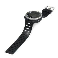 Promo Ezon L002 Gelombang Radio Mengkalibrasi Time Digital Watch Countdown Timerblack