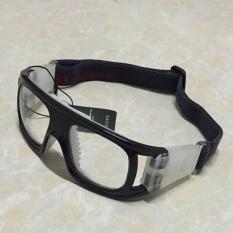Hebat Portable Explosion Proof Kacamata Pelindung Basket Sepak Bola Mata Kacamata-Intl