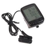 Spesifikasi Fancytoy Tahan Air Lcd Kabel Komputer Odometer Speedometer Sepeda Sepeda Lengkap