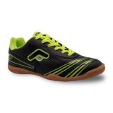 Spesifikasi Fans Crv C Sepatu Olahraga Futsal Sepak Bola Pria Hitam Hijau Baru
