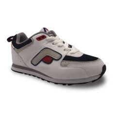 Harga Fans Eureka W Sepatu Olahraga Lari Pria Putih Fans Baru