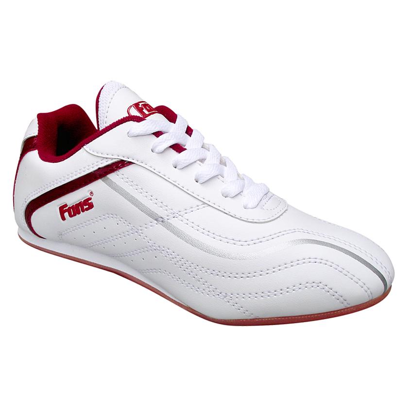 Harga Fans Zoom M Sepatu Olahraga Taekwondo Pria Putih Origin