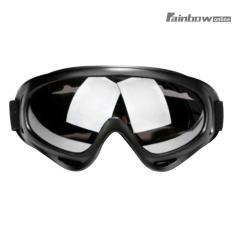 Kacamata Olahraga Modis Anti Kabut, Tahan Debu, Dan Angin, Kacamata Helm Uv Luar Ruangan, Kacamata Ski, Abu-Abu, Satu Ukuran, Internasional By Rainbowonline.