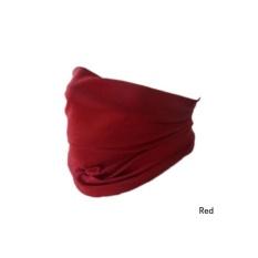 Fashion Neckerchief Jilbab Bersepeda Sport Kerchief Wajah Topeng Leher Hangat Syal Hiasan Kepala-Intl
