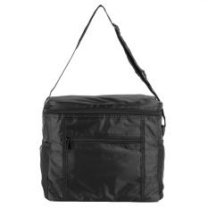 Rp 96.000. Fashionable Camping Piknik Pendingin Termal Kotak Makan Siang Perjalanan Portable Food Storage ...