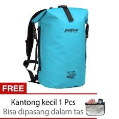 Feelfree Dry Tank 30 L Sky Blue Tas Anti Air Dry Bag Biru Bali Diskon