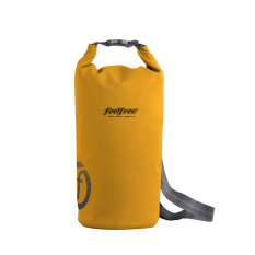 Promo Feelfree Dry Tube 10 L Yellow Tas Anti Air Dry Bag Bali