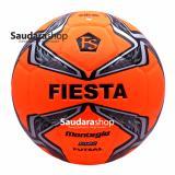 Beli Fiesta F502 Bola Futsal Press Montegio Orange Bola Futsal Fiesta Montegio Murah
